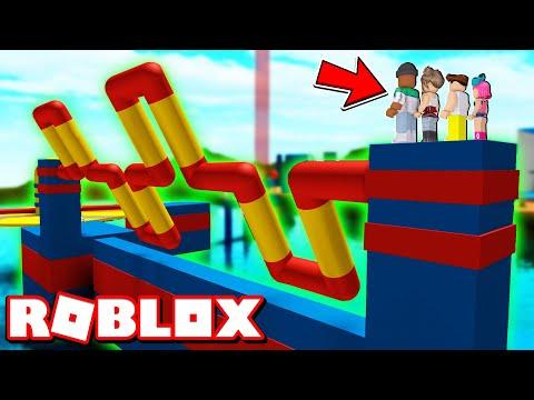 *NEW* ESCAPE THE ROBLOX SUMMER CAMP!!