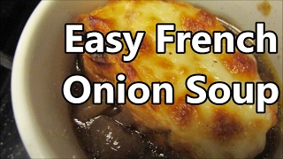 How to make French Onion Soup by Louisiana Cajun Recipes