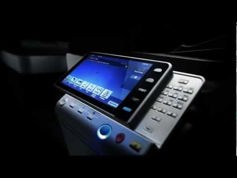 Prezentare video Konica Minolta bizhub C654 / C754