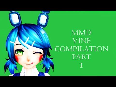 [MMD x FNAF x VINE] Vine Compilation ~~Part 1~~ (видео)