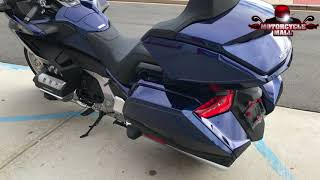 3. 2018 Honda Gold Wing Tour Automatic DCT | First Look