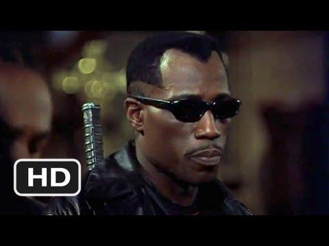 Blade 2 Official Trailer #1 - (2002) HD