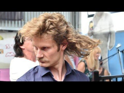 Vokuhila-Contest: Sie haben die Haare schön