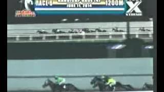 RACE 6 WINDY HOUR 06/11/2014