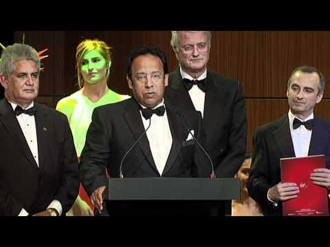 2010 Ethnic Business Awards Winner – Indigenous in Business Category – Daniel Tucker – Carey Mining