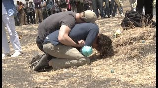 Video Family Members Visit Ethiopian Airlines Crash Site As Cleanup Continues MP3, 3GP, MP4, WEBM, AVI, FLV Maret 2019