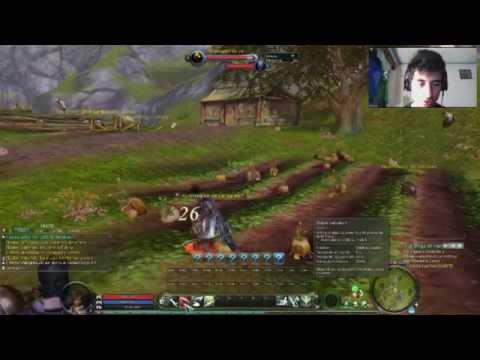 Aion gameplay Español (Iniciando1)