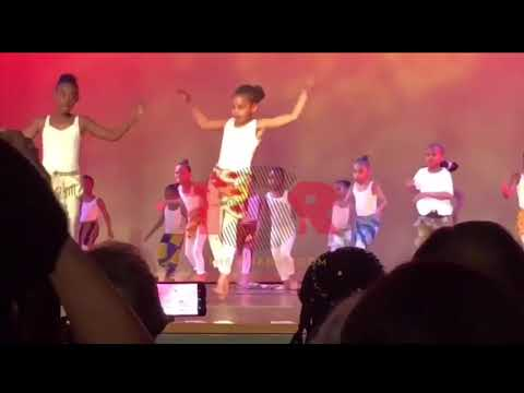 Blue Ivy SLAYS African dance at her school dance recital - she learnt from Beyonce