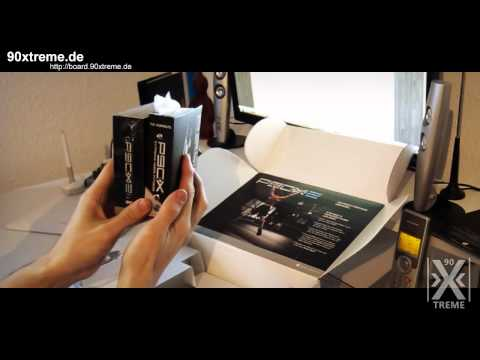 P90X MC 2, Deutschland (Germany) Unboxing
