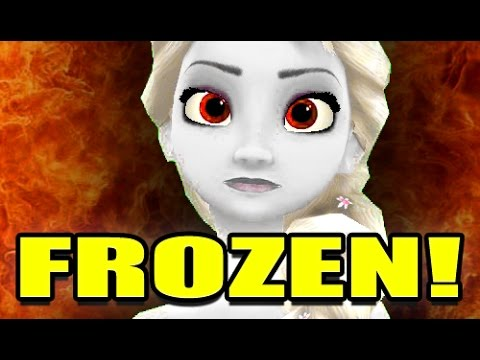 HAUNTED BY ELSA! Gmod Frozen Elsa Mod (Garry's Mod)