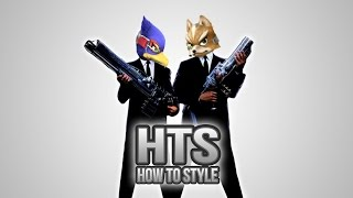 【SSB4】How to Style – Fox & Falco