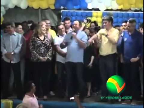 Discurso de Carlos Brandão em Pedreiras - MA