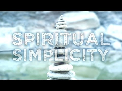 Nada Video: Learning to Simplify Spirituality