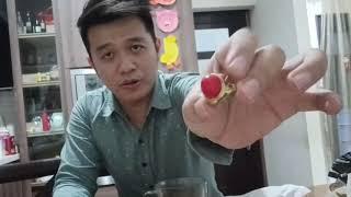 Video TERUNGKAP Ini RAHASIA Batu Merah Delima !! Mirip yang dipakai pak Ahok !! MP3, 3GP, MP4, WEBM, AVI, FLV Maret 2019