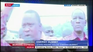 Details of State House Energy Summit