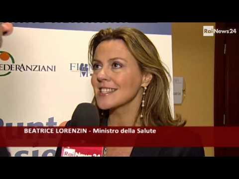 RAI NEWS 24 20/03/2014 – Punto Insieme Sanità: FederAnziani riunisce il comparto salute