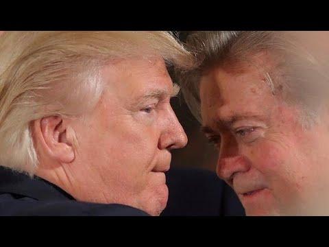 ΗΠΑ: Καλείται να καταθέσει ο πρώην σύμβουλος του Τραμπ, Στιβ Μπάνον…