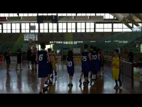 Basket Asciano, premiazione Under 13 finale Coppa Primavera