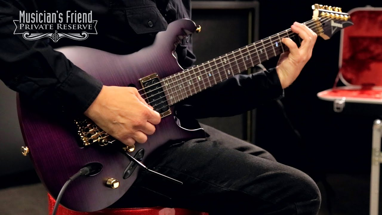 Ibanez Herman Li EGEN18 Signature Electric Guitar
