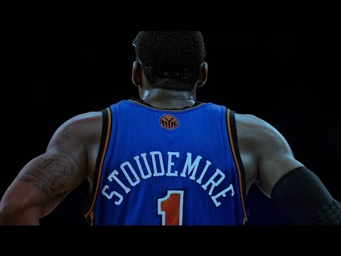 stoudemire - All the highlights from Amare's first year as a Knickerbocker. Tags: windmills, posters, alley oops Carmelo Anthony, Tracy Mcgrady, Shaq, Kobe Bryant , Andre...