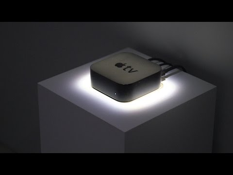 Hands-on with the new Apple TV