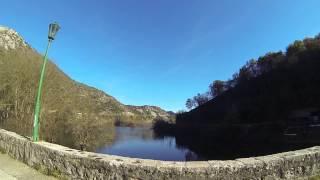 Día 55: Lago azul