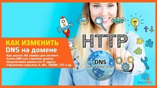 """Пример смены dns на примере хостинг http://pwhost.ruЕсли вам требуется сменить DNS войдите в раздел """"Мои домены"""", иконка сменить DNS находится рядом со старыми dns серверами. Более подробно, вы можете посмотреть в нашем видео или посмотреть в статье со скринами тут: http://host-support.ru/knowledgebase.php?article=11Если у вас появятся вопросы, обратитесь к нам в поддержку http://host-support.ru/По тайм кодам вы можете быстро просмотреть, что требуется. Но обратите внимание, что если вы смотрите первый раз, лучше смотреть полностью, иначе вы ничего не поймете.Тайм коды:0:00 Как сменить dns на доменах для хостинга3:32 Смена dns для парковки домена 3:44 Управление записями dns. Такими как A, MX, CNAME и другие.4:38 Подключение домена по IP адресу хостинга-----------------------------------------------------Доступные цены на домены RU и РФ за 99 руб. http://pwhost.ru/domens.html?from=youtube#tariffБесплатный хостинг при заказе домена http://pwhost.ru/hosting.html?from=youtube#tariffПриглашаем вас в нашу группу ВКонтакте https://vk.com/reallyhostИ в наш блог http://reallyhost.ru/-----------------------------------------------------"""