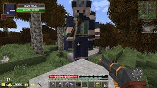 Minecraft - TerraFirmaPunk #49: Grinding Out Nickel