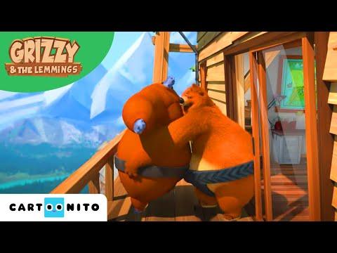 Grizzy és a lemmingek | Szumós lemmingek | Boomerang