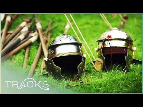 Julius Caesar's Lost Battle Site | Full Documentary | TRACKS
