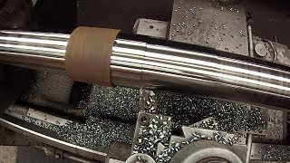 Machining a Gearbox Shaft