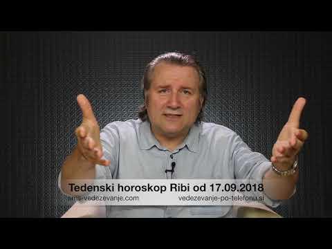 Теденски хороскоп Риби од 17.09.2018