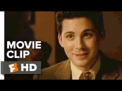 Indignation Movie CLIP - Trying (2016) - Logan Lerman Movie