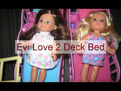 Evi Love 2 Deck Bed