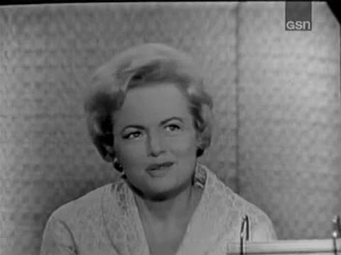 olivia de havilland - MYSTERY GUEST: Olivia de Havilland PANEL: Arlene Francis, Joseph L. Mankiewicz, Dorothy Kilgallen, Bennett Cerf ---------------------------------------- New ...