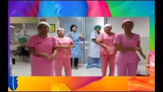 ล้างมือ 6 ขั้นตอน by ห้องคลอด โรงพยาบาลบุรีรัมย์