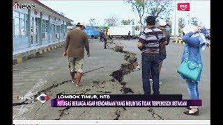 Video Jalan di Pelabuhan Kayangan Lombok Utara Retak Akibat Gempa Susulan 6,9 SR - iNews Sore 21/08 MP3, 3GP, MP4, WEBM, AVI, FLV Mei 2019