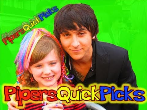 MITCHEL MUSSO INTERVIEW w Professional Kid Reporter PIPER REESE re KISSING EMILY OSMENT!? (PQP #040)