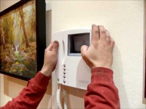 Portero y videoportero videos videos relacionados con - Instalacion de videoportero ...