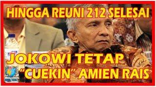 Video Hingga Reuni 212 Usai, Jokowi Tak Menganggap Ocehan Amin Rais MP3, 3GP, MP4, WEBM, AVI, FLV Oktober 2018