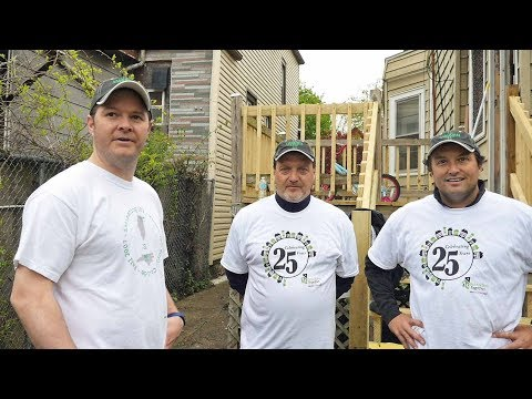 Meet Walsh Construction at Rebuilding Together Metro Chicago 2016