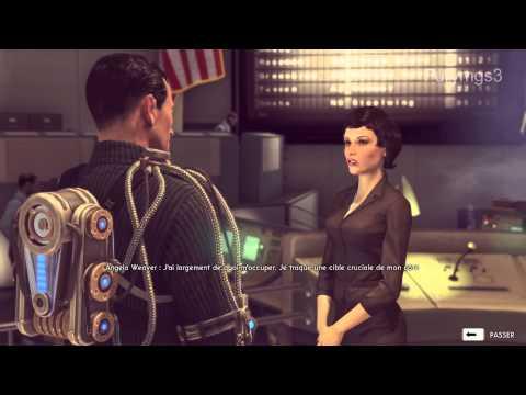 The Bureau : XCOM Declassified Walkthrough HD FR Part 9 : 2ème visite de la base