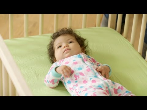 What all caregivers need to know about safe sleep for babies
