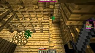 Minecraft: Hunger Games w/Mitch! Game 581 - DIAMONDS?!