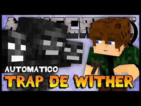 Trap de Wither (100% Automática) – Archcraft 2 #46 (Minecraft Server 1.7.10)