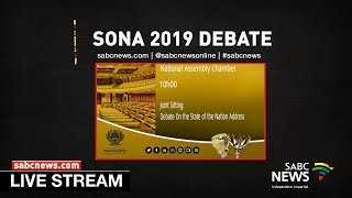 Download Video Debate on President's State-of-the-nation Address MP3 3GP MP4
