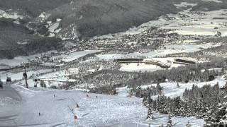 Timelapse Webcam Villard de lans - 03/02/2015 - Cote 2000 bas