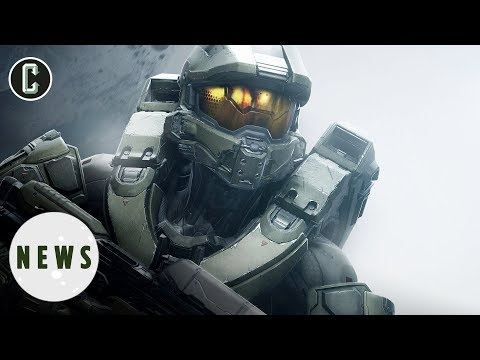 Halo Live-Action TV Series Receives 10 Episode Order at Showtime