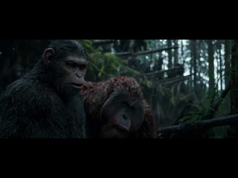 War for the Planet of the Apes Humans ITV Ad Break