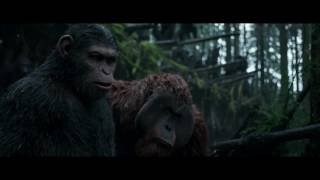 - In cinemas NOW. Experience it in 3D. - Be the first to book tickets: http://ApesTickets.co.uk-Subscribe for more: http://bit.ly/20thCenturyUKIn War for the Planet of the Apes, the third chapter of the critically acclaimed blockbuster franchise, Caesar and his apes are forced into a deadly conflict with an army of humans led by a ruthless Colonel. After the apes suffer unimaginable losses, Caesar wrestles with his darker instincts and begins his own mythic quest to avenge his kind. As the journey finally brings them face to face, Caesar and the Colonel are pitted against each other in an epic battle that will determine the fate of both their species and the future of the planetDirector: Matt ReevesCast: Andy Serkis, Woody Harrelson, Steve ZahnFollow War for the Planet of the Apes:Facebook:https://www.facebook.com/ApesMoviesUKTwitter: https://twitter.com/ApesMoviesUKWelcome to the official 20th Century Fox UK channel - the home of previous award winning films Star Wars, Ice Age, X-Men, Avatar, and many more. This channel will bring you exclusive trailers & clips, behind the scenes action, interviews and featurettes for our best and latest releases.Follow us on Twitter:https://twitter.com/20CenturyFoxUKLike us on Facebook:https://facebook.com/20thCenturyFoxUK+1 us on Google+:https://plus.google.com/+20centuryfoxuk/Follow us on Twitter:https://twitter.com/20CenturyFoxUK